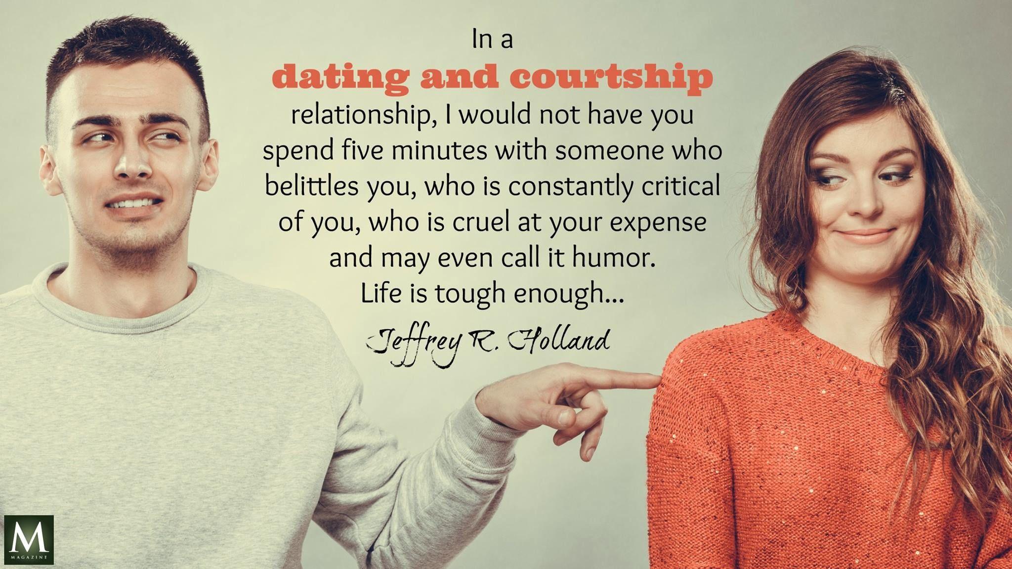 dating fundamentals