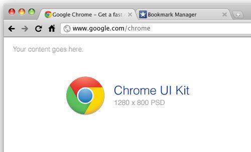 30 Free Web Browser Frame Psd Templates Hongkiat Psd Templates Simple Website Templates Web Browser