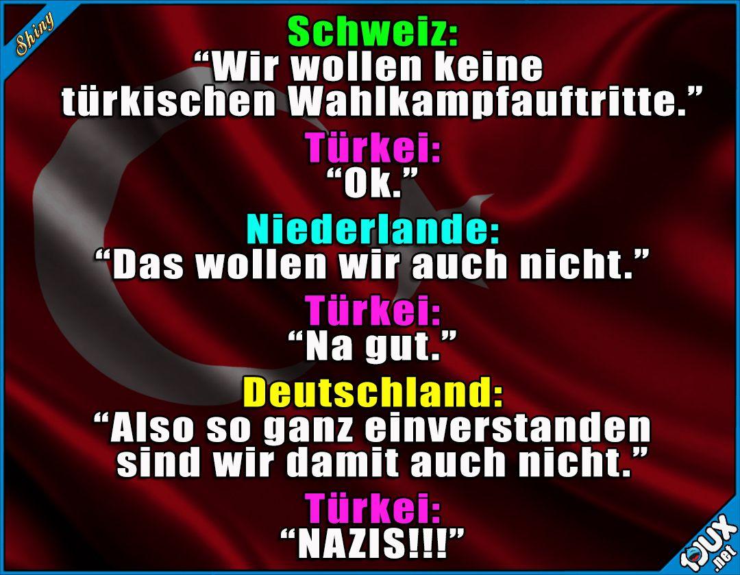 türkei sprüche Die Deutschen bekommen es immer ab #Wahlkampf  türkei sprüche