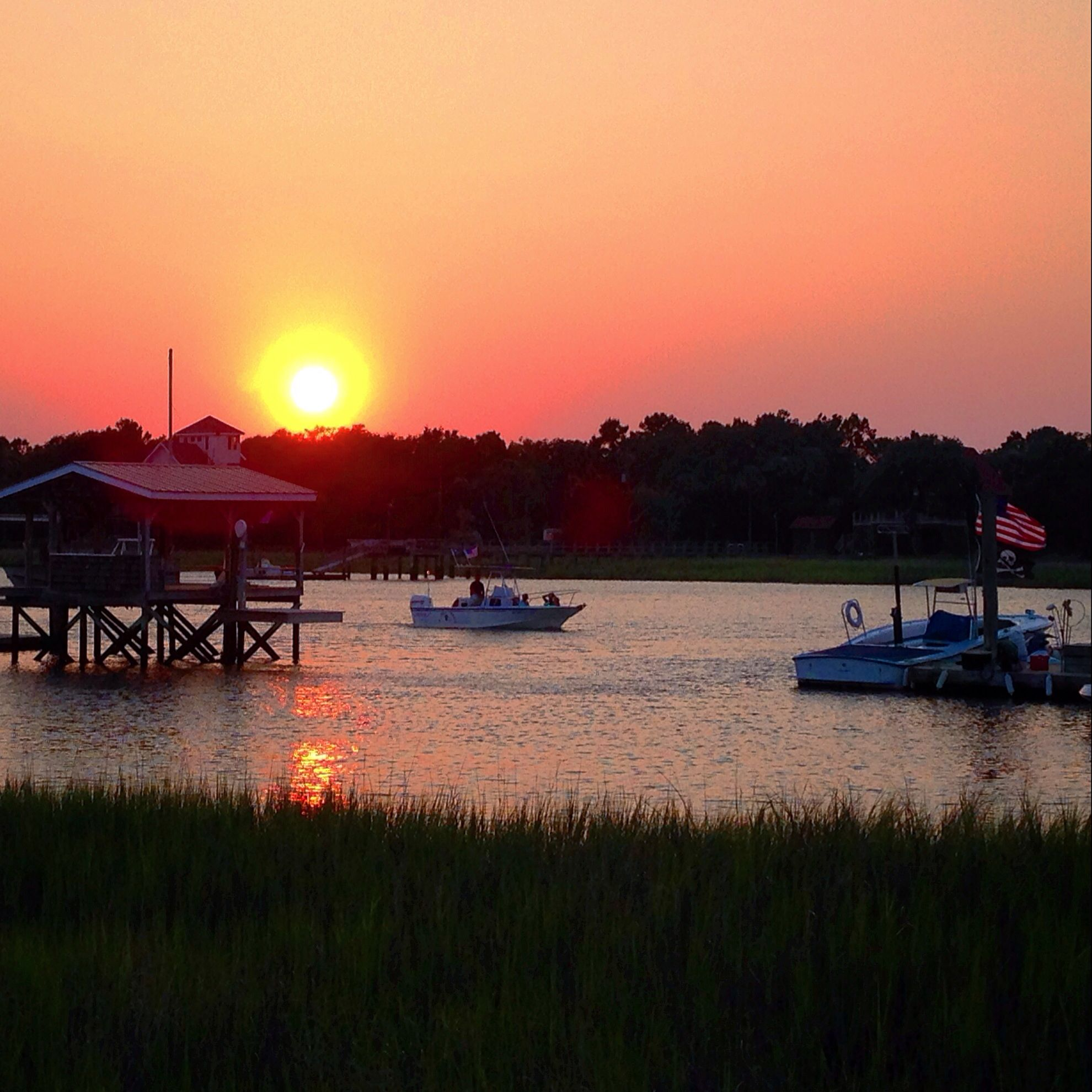 Beach House Isle Of Palms: Isle Of Palms, You Get More Beautiful Every Day. #marina