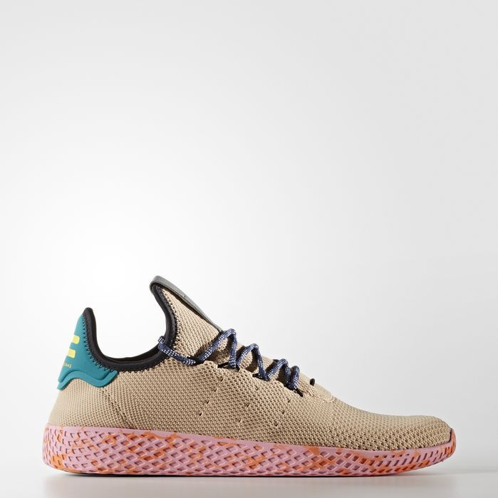 adidas Pharrell Williams Tennis Hu Shoes Mens Shoes