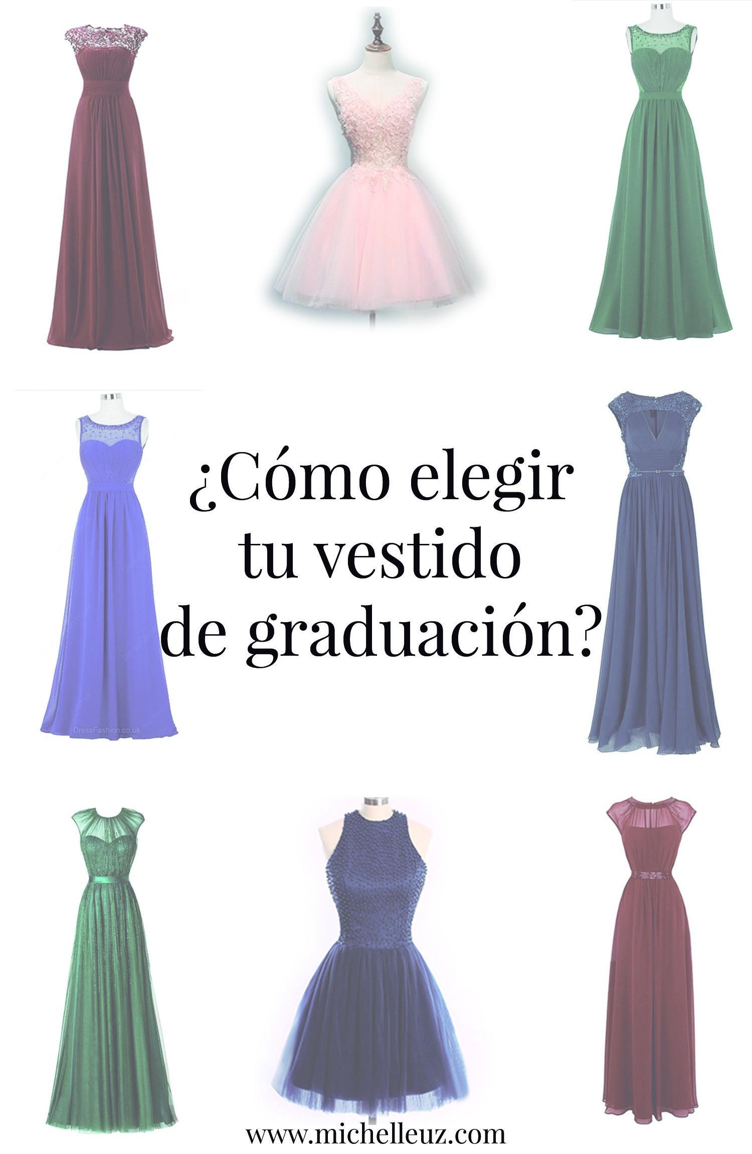 9bb62e2b3 Cómo elegir tu vestido de graduación  fashion  promdresses