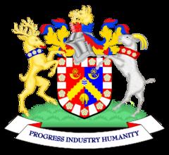 Bradford City Council | Coat of arms, Bradford city, City logo