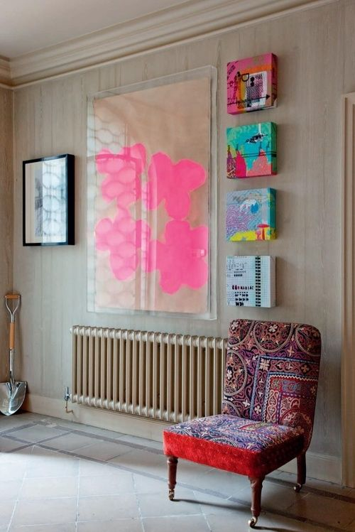 Kit Kemp and the Art of Hotel Design | gallery wall | art ...