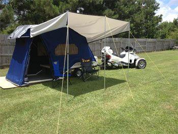 Leesurelite Lightweight Pop-Up Tent Trailor & Leesurelite Lightweight Pop-Up Tent Trailor | Camping ...