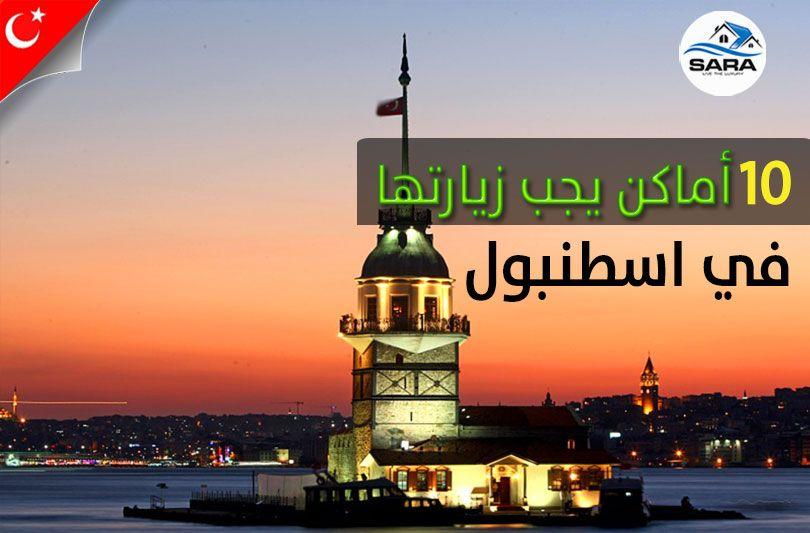 شركة سارا العقارية 10 أماكن يجب زيارتها في اسطنبول بالصور 2021 سياحية متاحف اسطنبول معالم اسطنبول Screenshots Desktop Screenshot Art