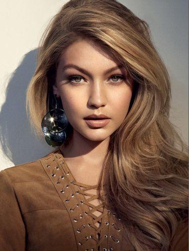 Ciemny Blond Flamboyage Blond Włosy Fryzury Blond I