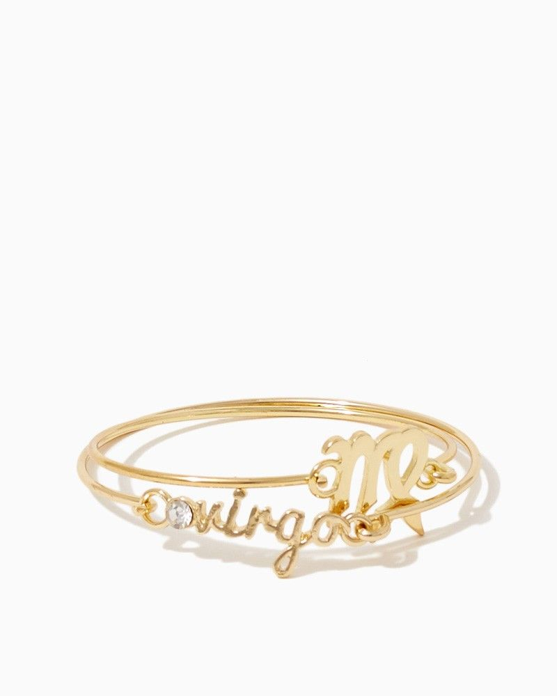 Charming Charlie Virgo Symbol Bracelet Set Upc 410006646322 Charmingcharlie