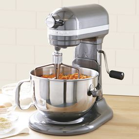 The Queen Bee of all Kitchen Gadgets: KitchenAid Pro 600 Stand Mixer ...