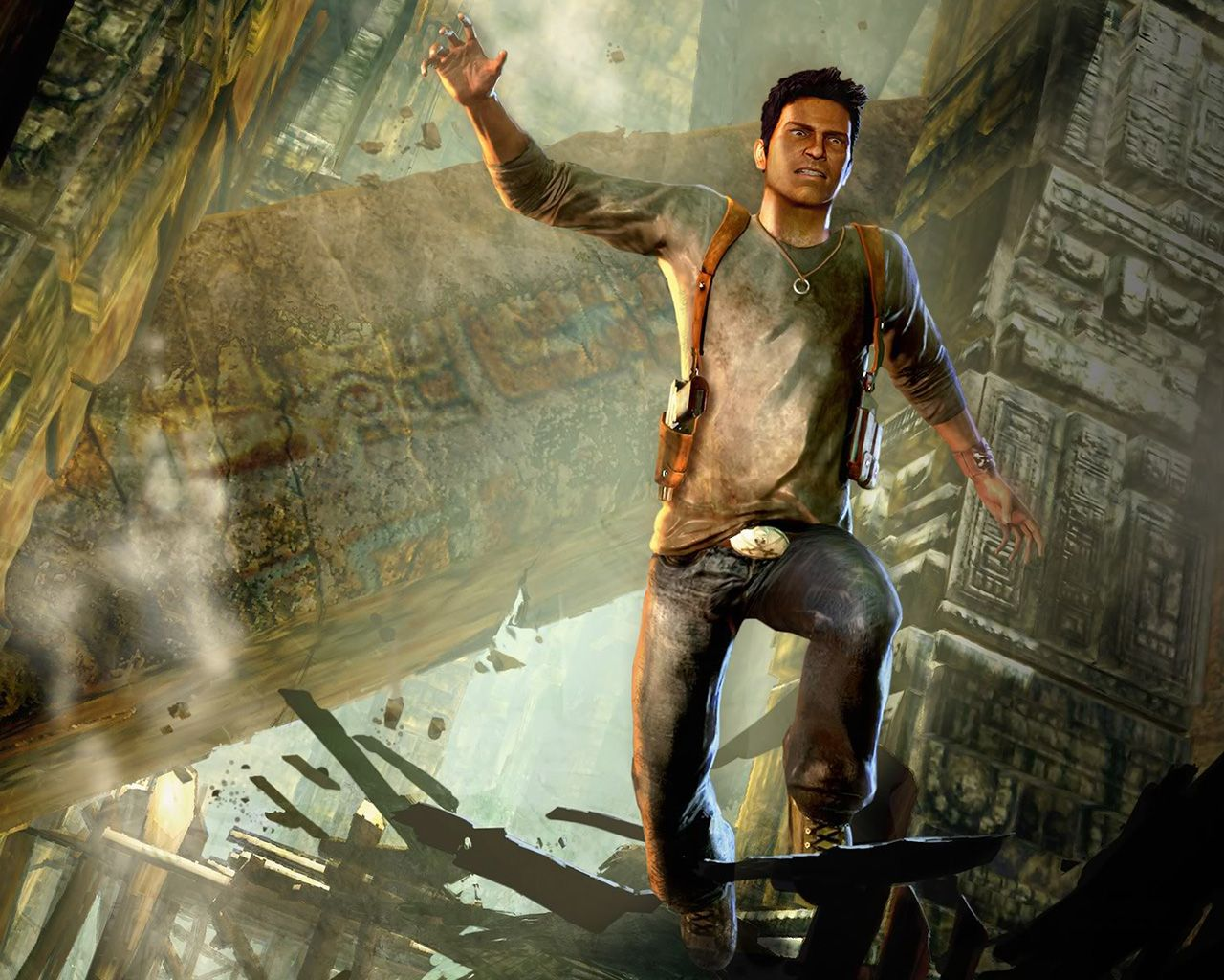 Uncharted Drake S Fortune Wallpaper In 1280x1024 Uncharted Uncharted Drake S Fortune Wallpaper