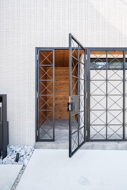 全てを包むシロ|施工実績|愛知・名古屋の注文住宅はクラシスホーム