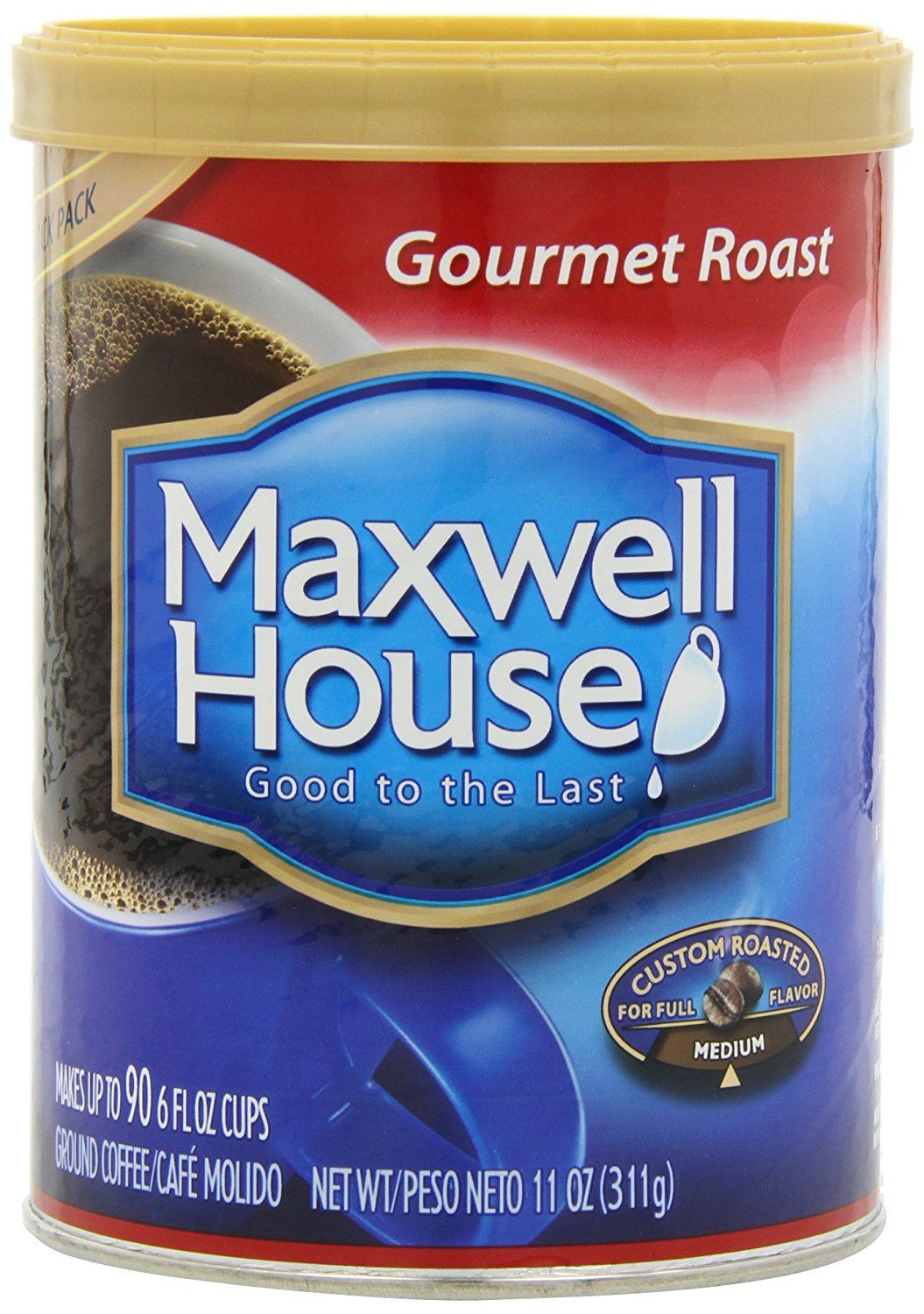 Maxwell house gourmet roast want additional info click