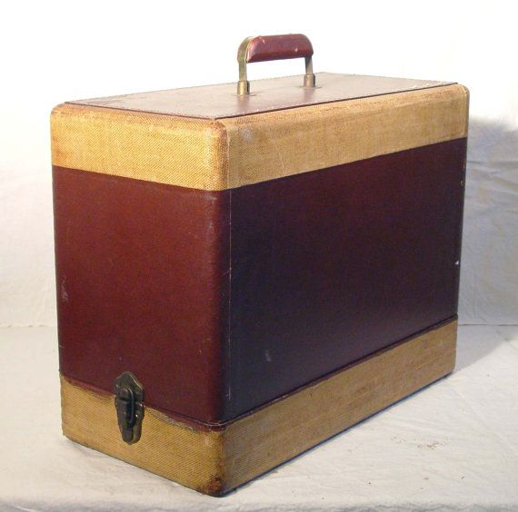 Vintage Singer Model 15 Sewing Machine 1950s by ...