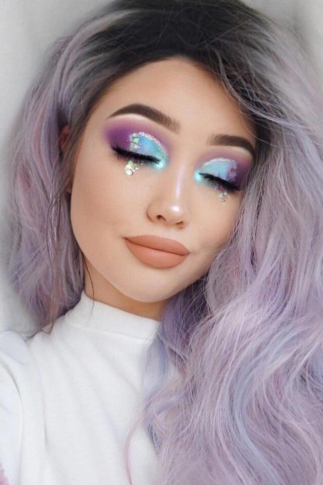 maquillage unicorn