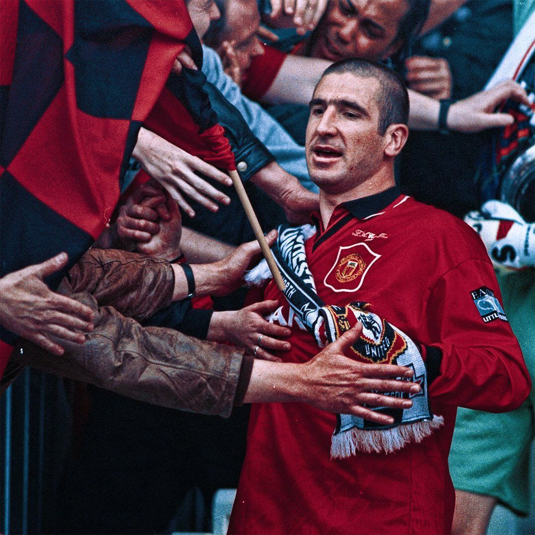 On 27 november 1992, alex ferguson made what i consider to be his greatest ever signing when he paid leeds united £1.2 million for eric cantona. Pin on Manchester united