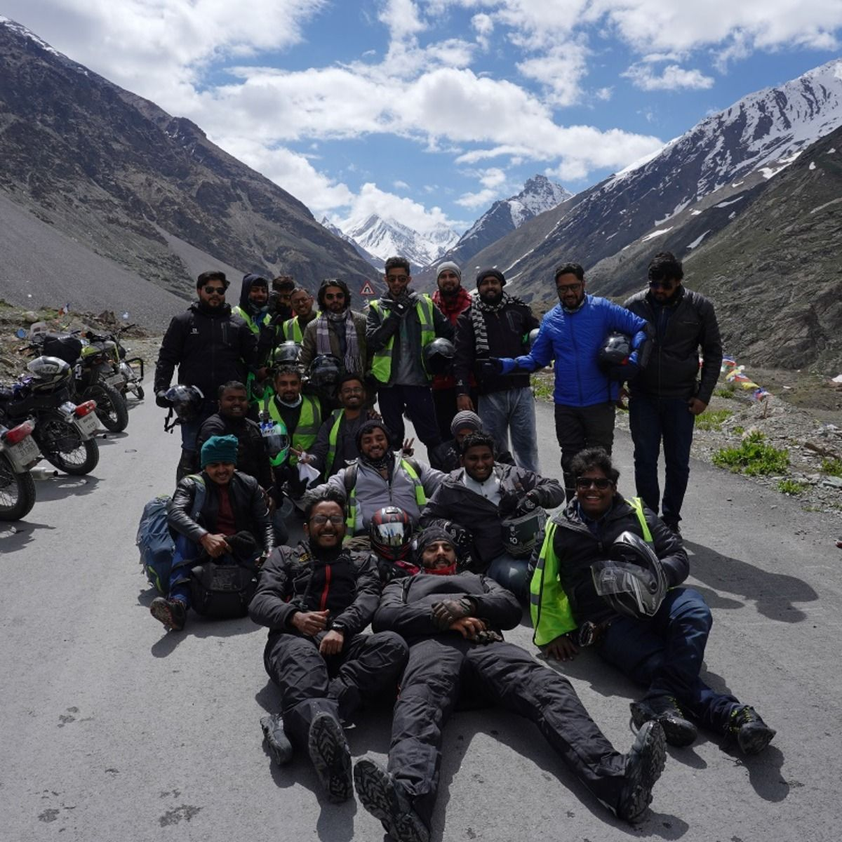 Bike Road Trip To Leh Ladakh Trip Road Trip Bike Tour