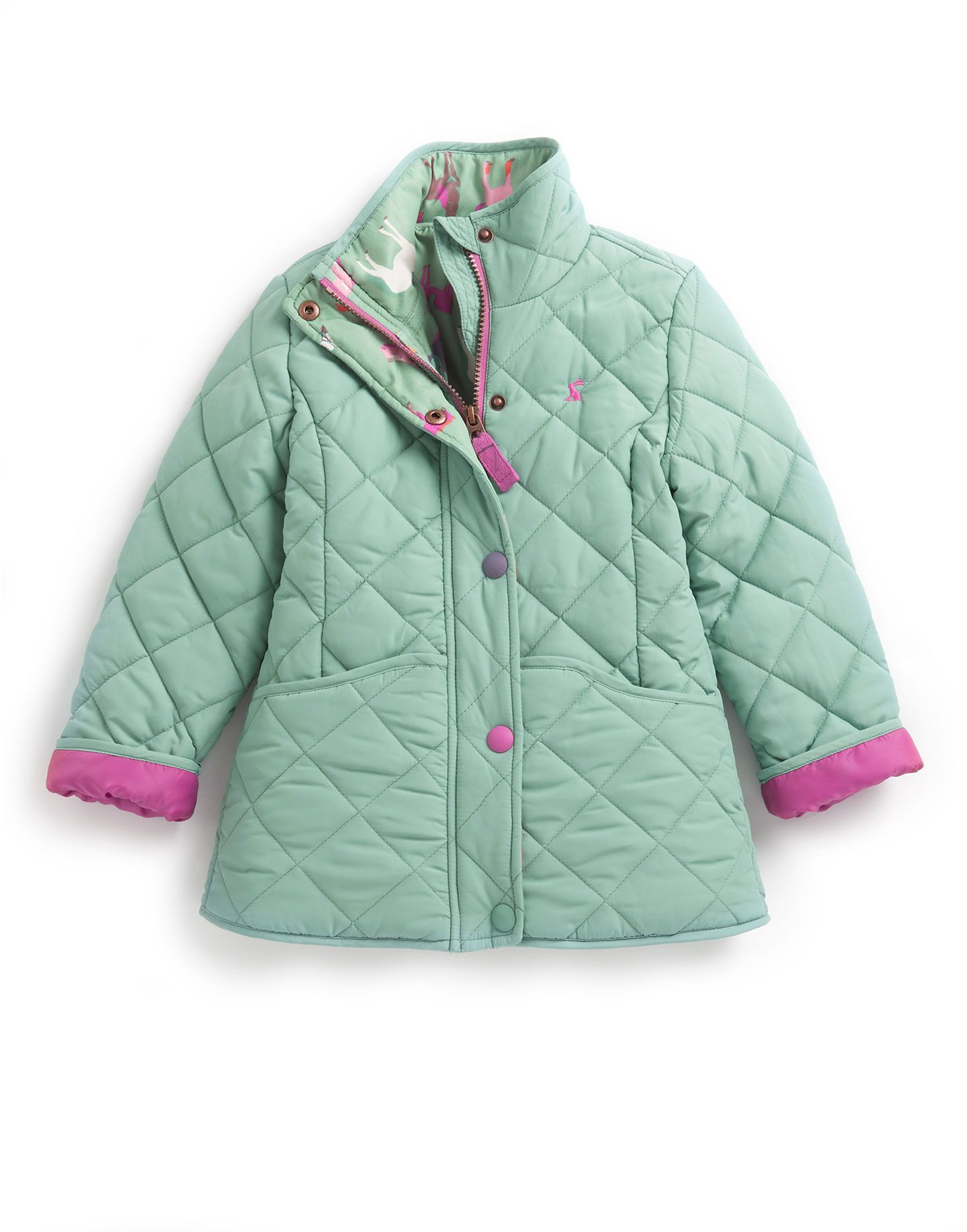 JNR MABEL Girls Quilted Jacket | Great for kids! | Pinterest ...