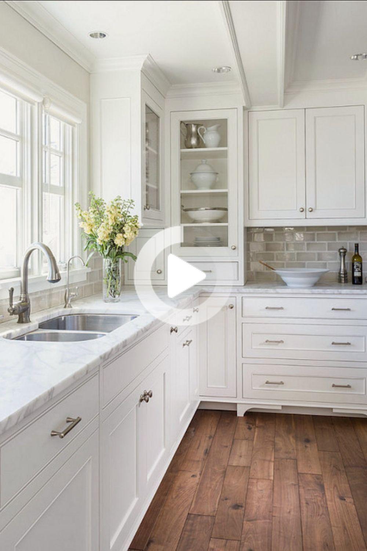 Cheap Home Decor Blue Saleprice 17 In 2020 Kitchen Cabinet Design White Kitchen Design Farmhouse Kitchen Design
