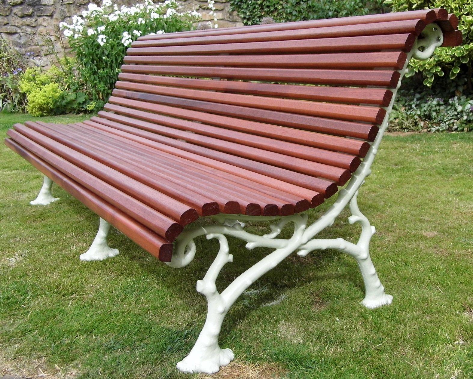 Inspirational Cast Iron Garden Furniture