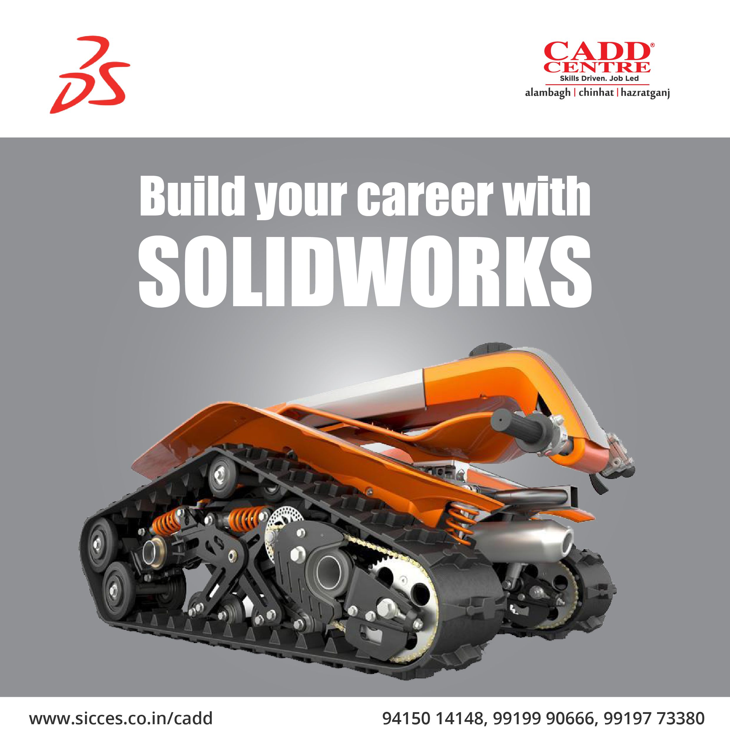 SolidWorks Is A Solid Modeling Computer-aided Design And