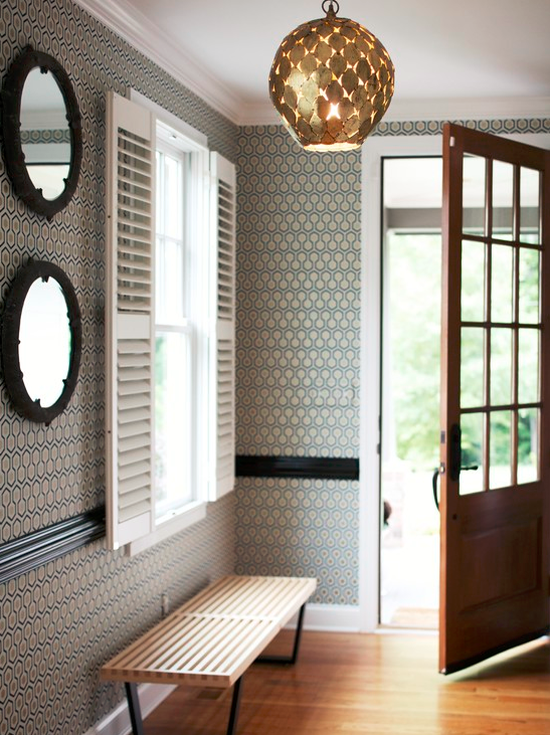 17 best images about entrywayfoyer ideas on pinterest sunday inspiration chevron stencil and entry ways houzz entryway design - Entryway Design Ideas
