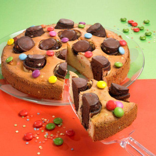 Kinder Party Kuchen Rezept Backen Mit Kinder Kuchen Kinder