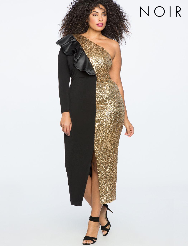 NOIR Colette Gown | Women\'s Plus Size Dresses | Style ...