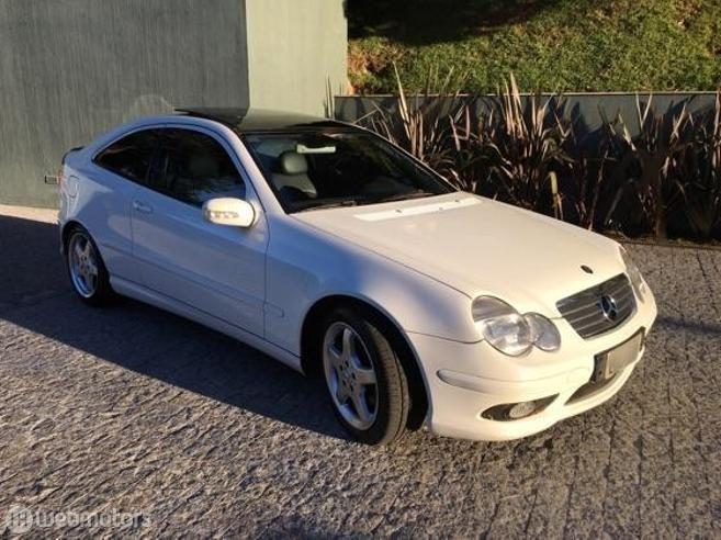 Mercedes Benz C 230 K 2 3 Kompressor Sport Coupe Gasolina 2p