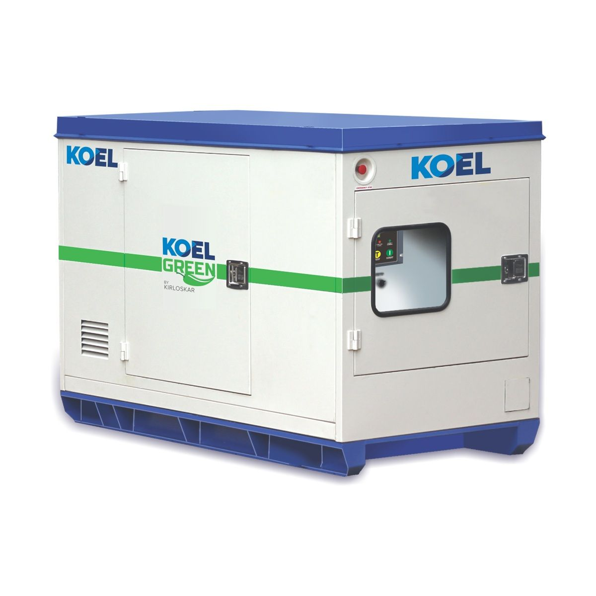 Koel Green Diesel Generator Sets In The Range Of 15 Kva 30 Kva By Kirloskar Comply With The Cpcb Norm Enhanced Diesel Generators Generation Fuel Efficient