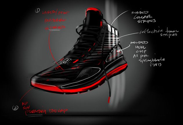 adidas harden 1 concept