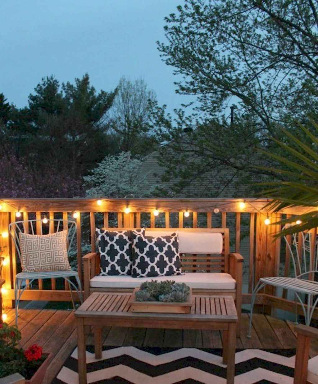 Backyard Deck Decorating Ideas Small Deck Ideas On A Budget