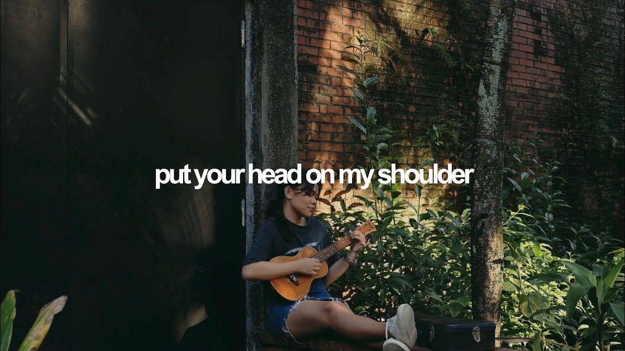 Put Your Head On My Shoulder Paul Anka (ukulele cover