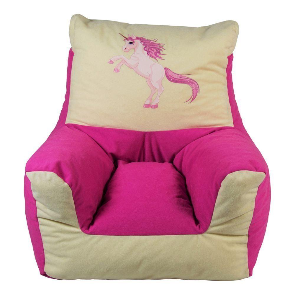 Unicorn | Einhorn Sessel für das Kinderzimmer | Kinderzimmer Einhorn ...