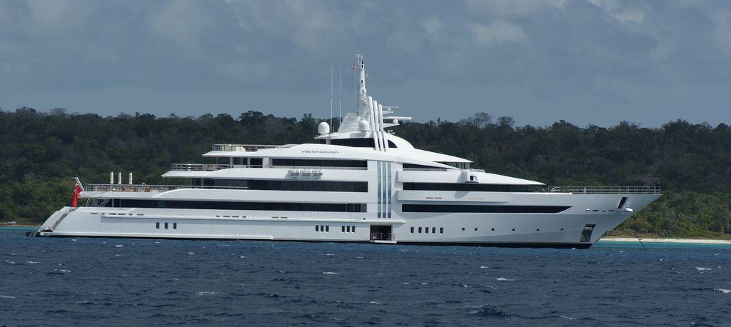 Vibrant Curiosity Luxus Yacht Unternehmungen Und Yucatan