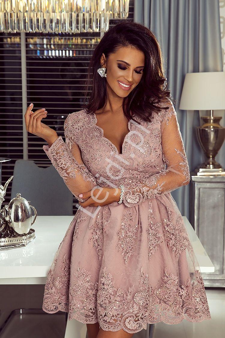 Eleganckie Sukienki Wieczorowe Dlugie Suknie Balowe Koktajlowe Koronkowe Tiulowe Lejdi Pl Prom Dresses Homecoming Dresses Dresses