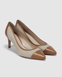 c55a1400d888e Zapatos de salón de mujer Latouche marrones · Latouche · Moda · El Corte  Inglés