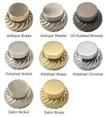 Polished Chrome Vs Polished Nickel Google Search With Images