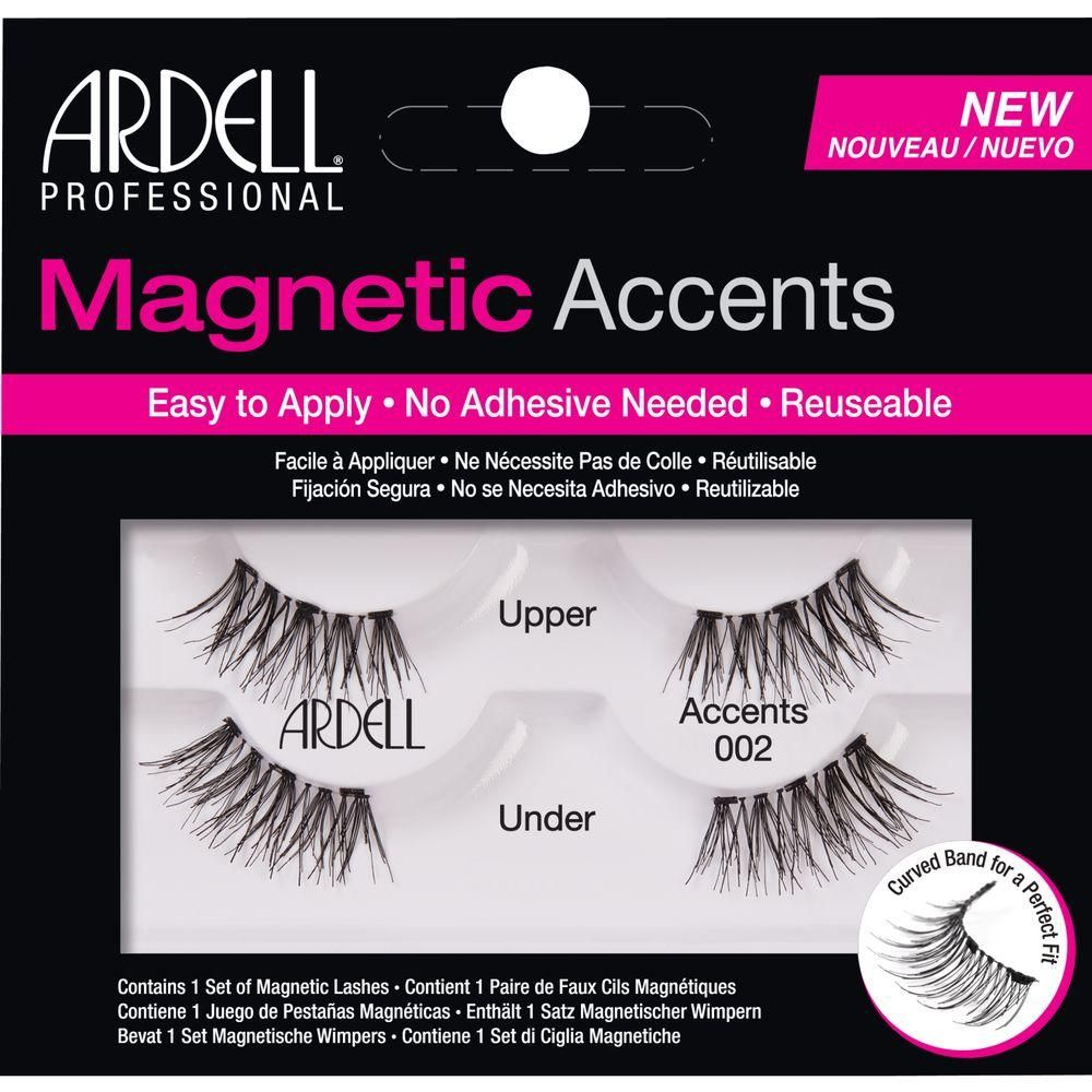 2ddc384691e Ardell Magnetic Lashes Accents 002 in 2019 | my eyelash extensions ...