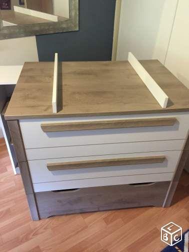 180€ kirsten - Table à Langer / Commode Equipement bébé ...