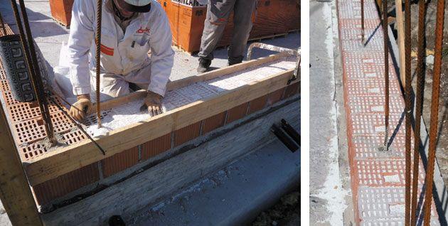 Isolamento di fondazioni: connessione a murature ...