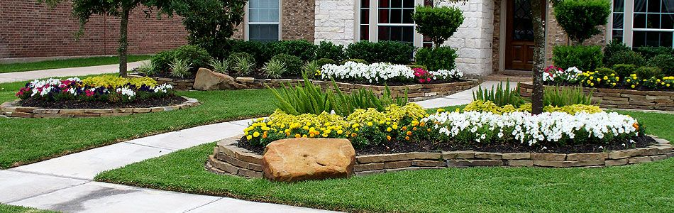 Houston Landscaping Landscaping And Design Services In Cypress