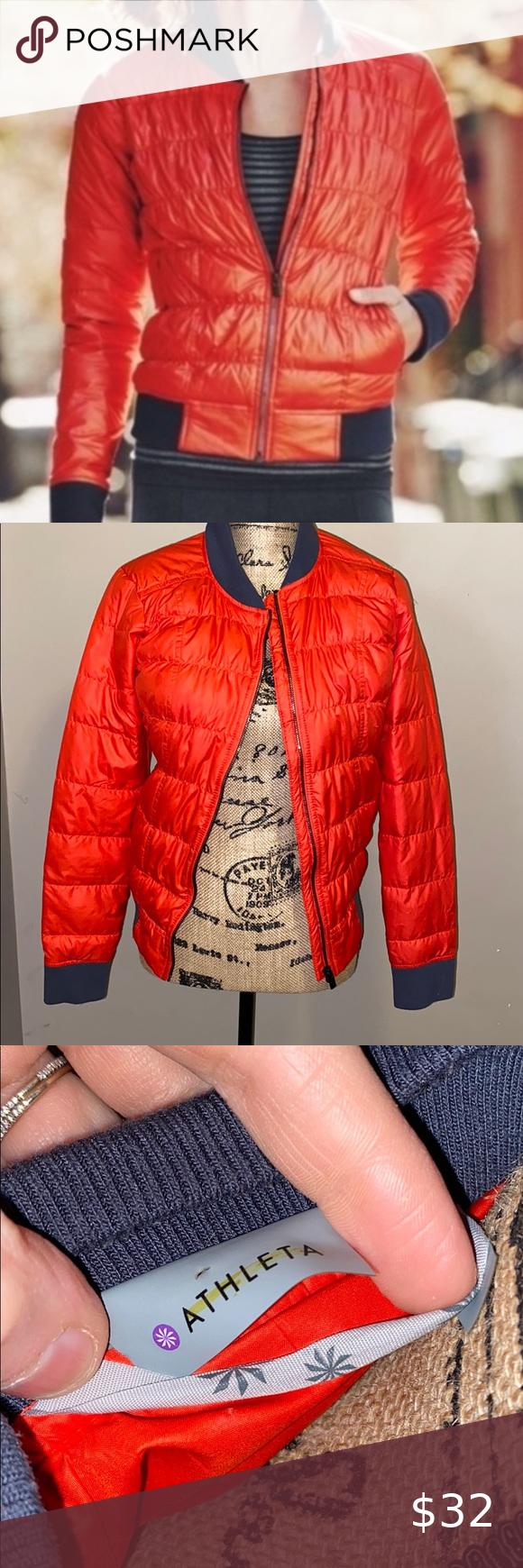 Athleta Goose Down Bomber Jacket In 2020 Clothes Design Athleta Bomber Jacket [ 1740 x 580 Pixel ]