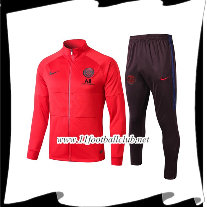 jogging nike paris rose