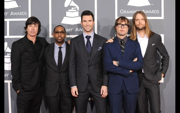 "Maroon 5 To Perform At ""The GRAMMY Nominations Concert Live!!"" in Nashville Dec. 5. LL Cool J to Host. Tickets on sale Sept. 21."