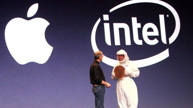 Intel podría fabricar procesadores para los iPhone de Apple