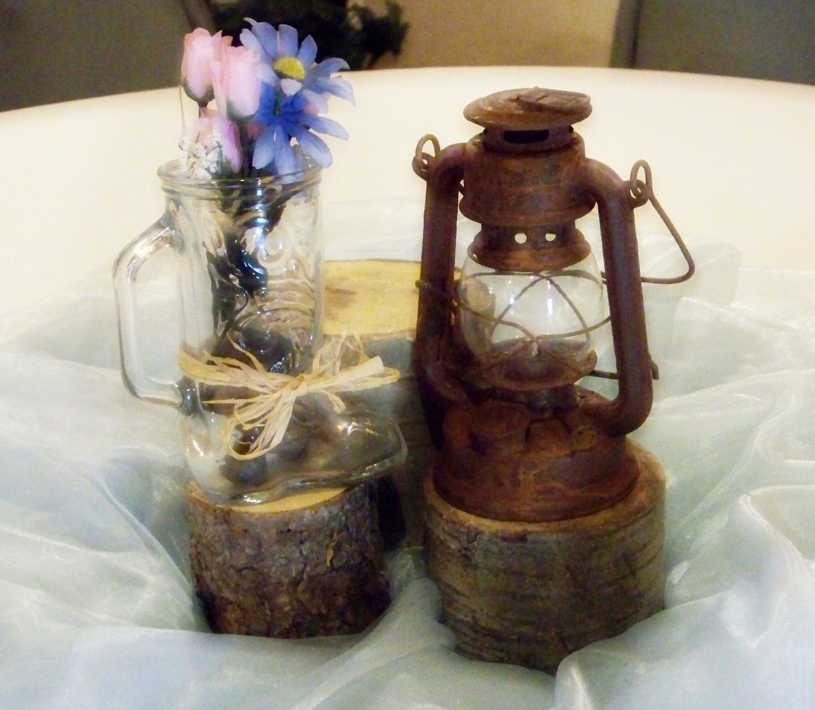 Western Wedding Centerpieces