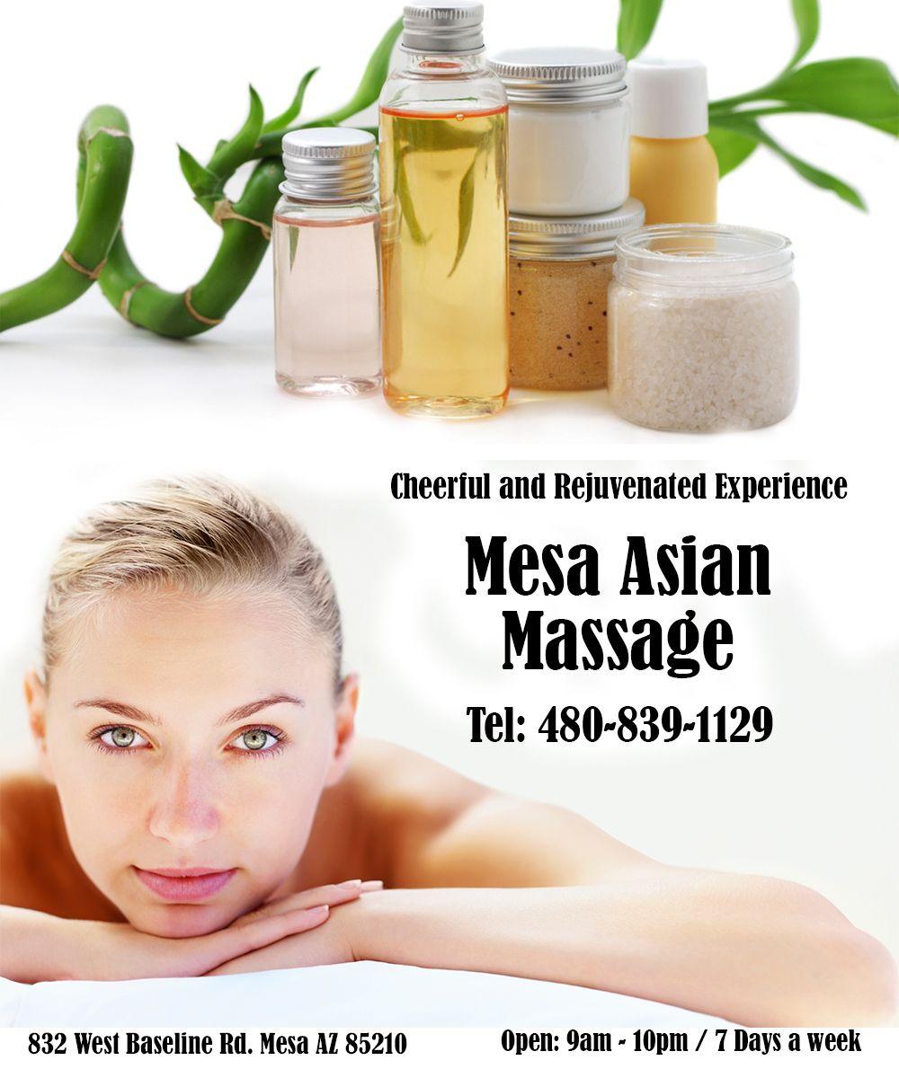 Mesa Asian Massage (MesaAsianMassage) on Pinterest