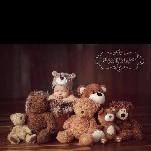 Jennifer Nace Photography. I love teddy bears. :-)