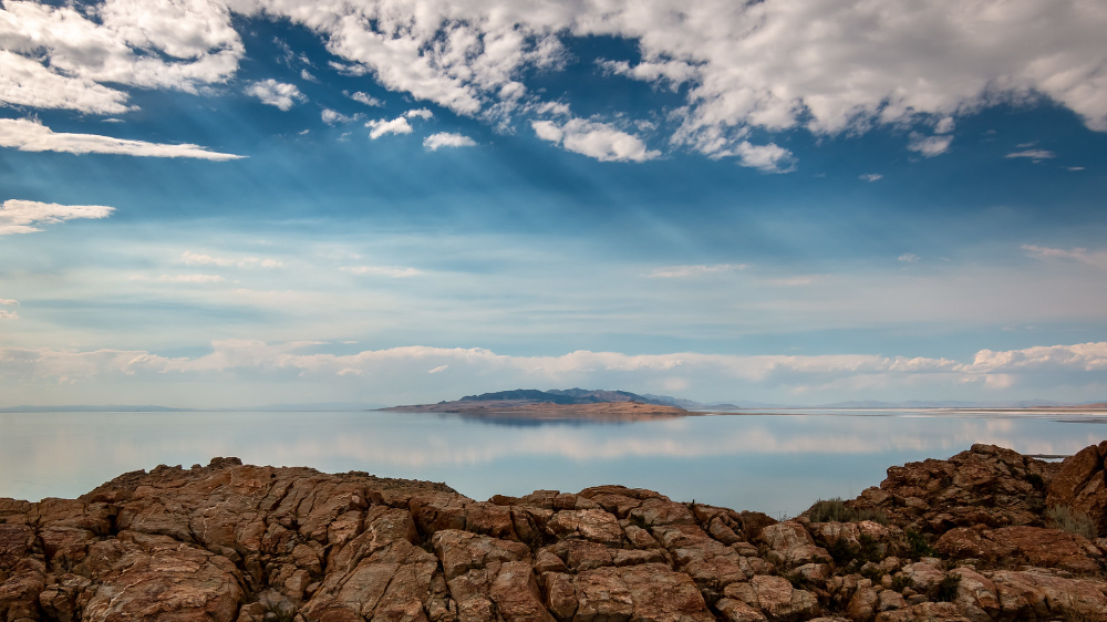 Antelope Island - Utah - [USA] #utahusa