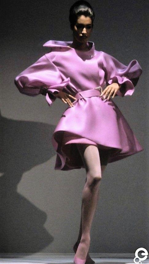 Yasmeen Ghuari - Lanvin, Spring-Summer 1991, Couture